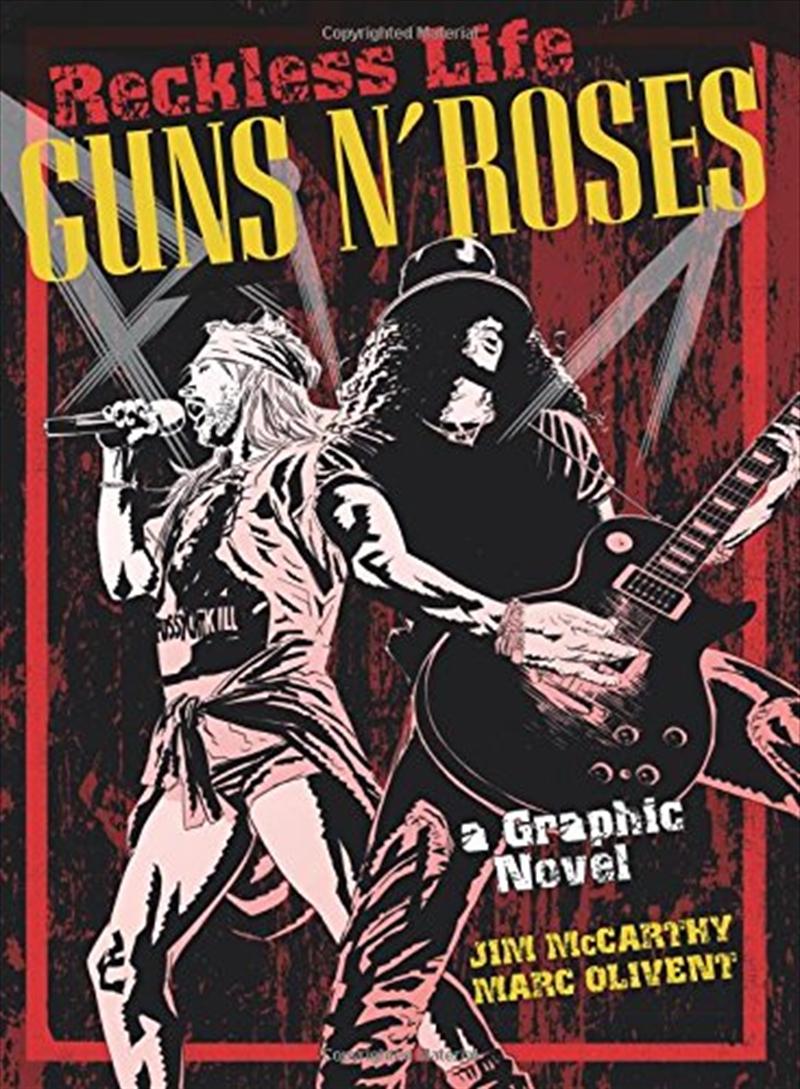 Reckless Life: Guns N Roses | Paperback Book
