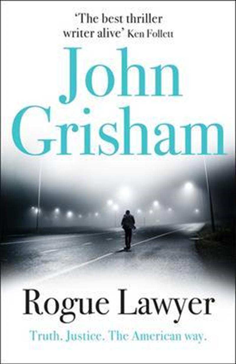 Rogue Lawyer | Books