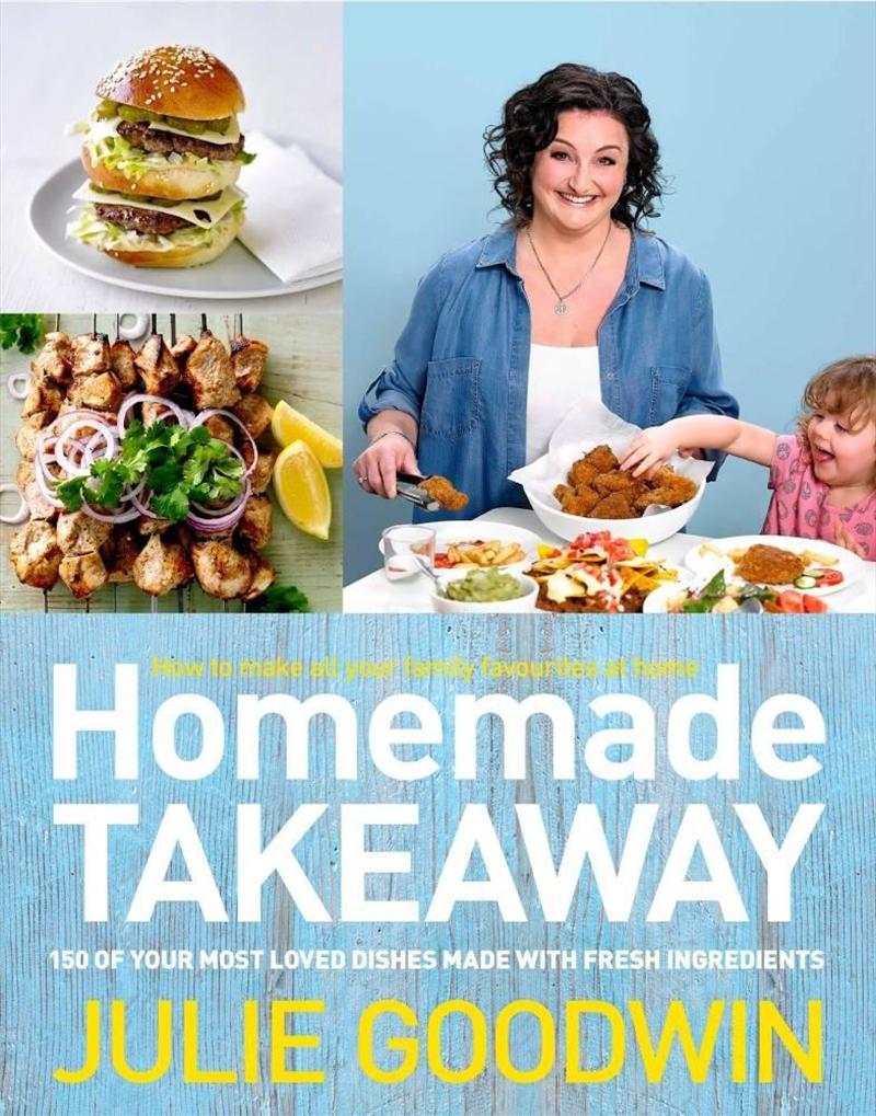 Homemade Takeaway | Books