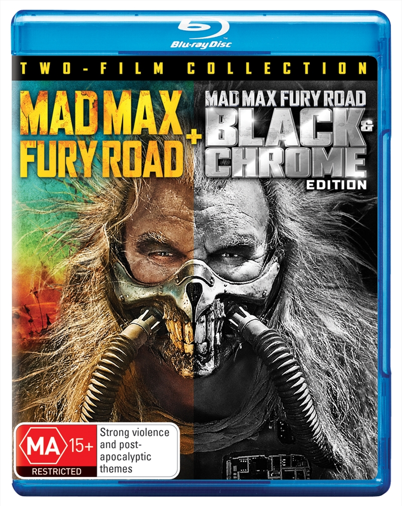 Mad Max - Fury Road | Black and Chrome Edition