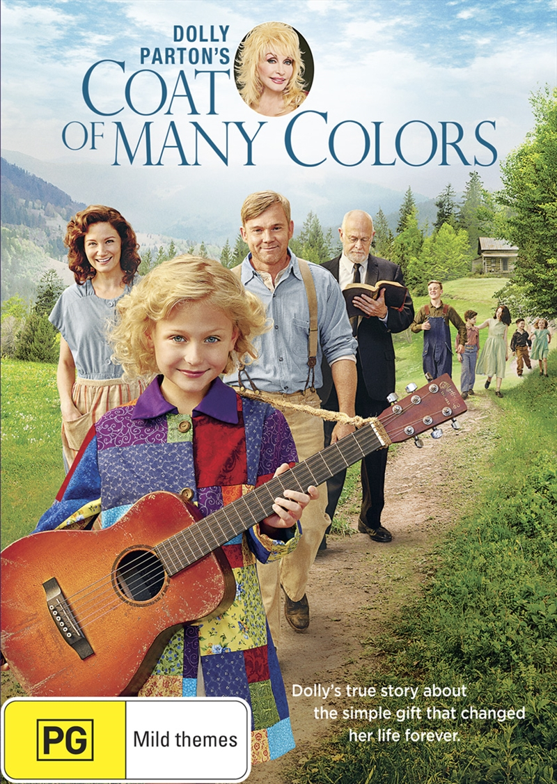 Dolly Parton's Coat of Many Colors | DVD