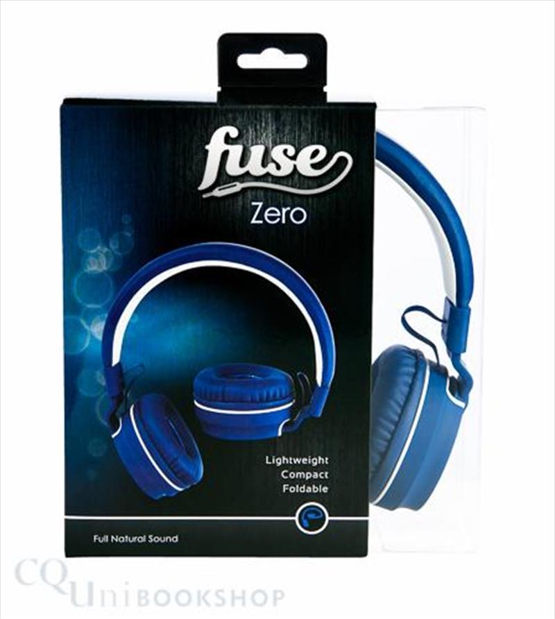 Fuse Zero: Blue | Accessories