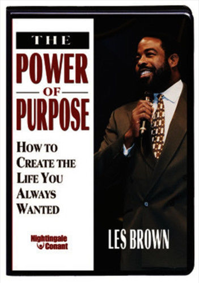 Power Of Purpose | Audio Book