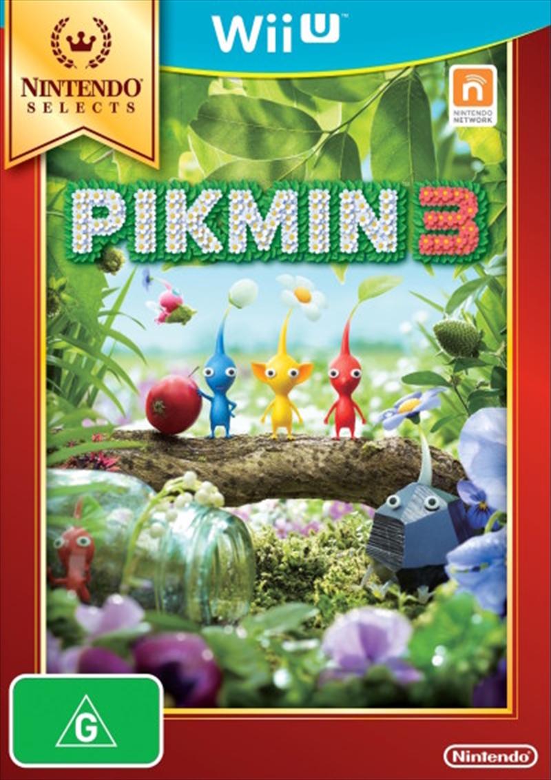 Pikmin 3: Nintendo Selects