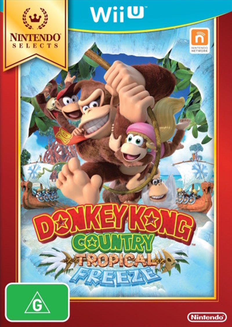 Donkey Kong Country Tropical F