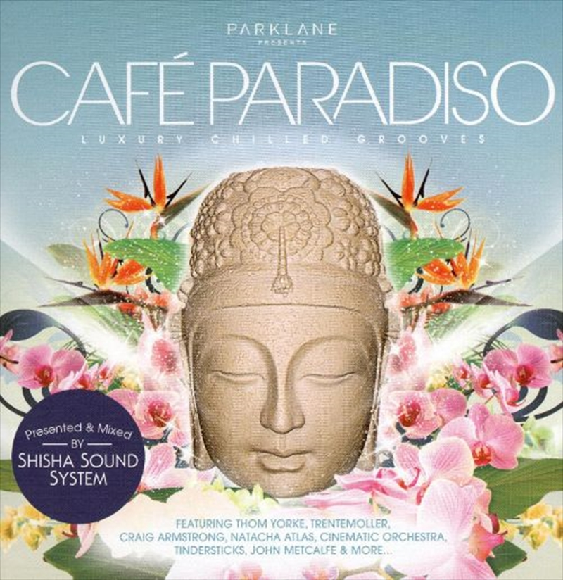 Cafe Paradiso | CD