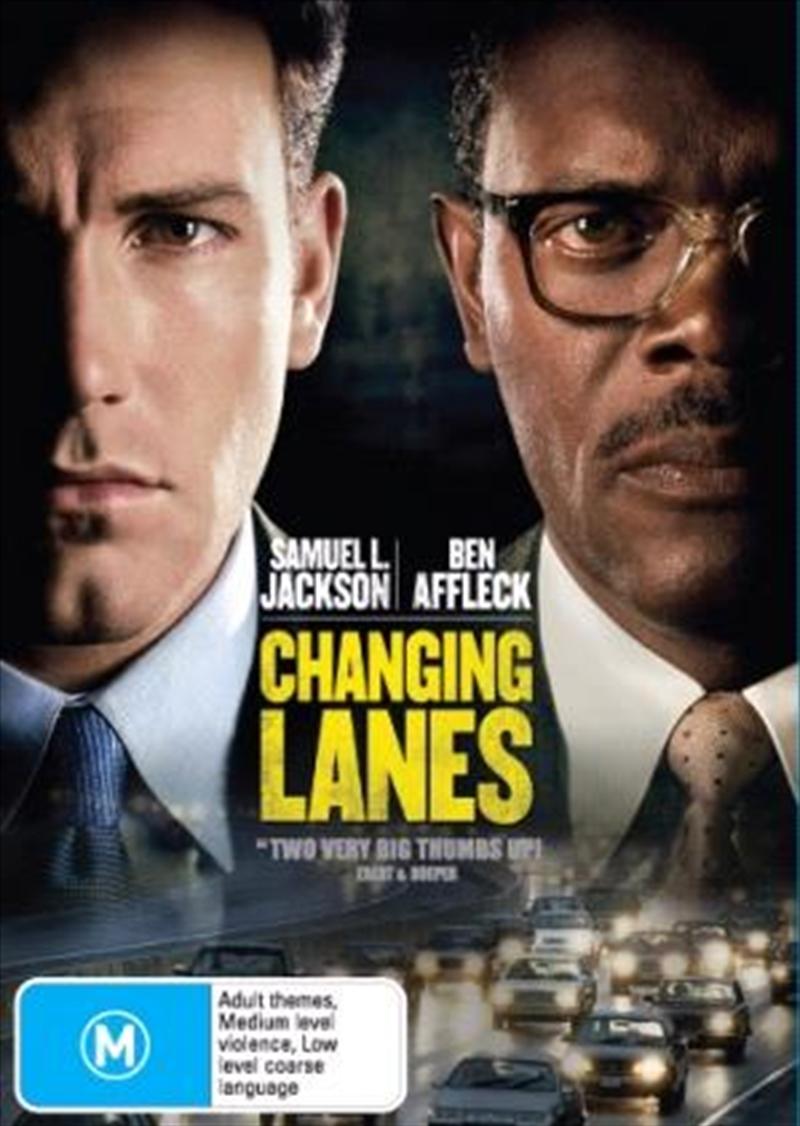 Changing Lanes | DVD