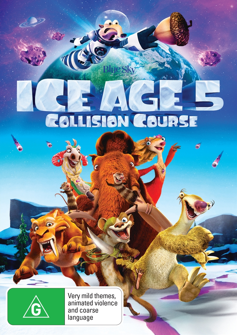Ice Age - Collision Course | DVD