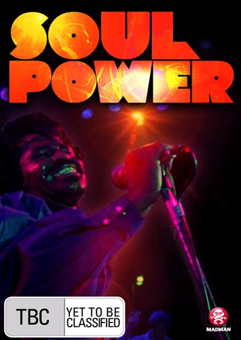 Soul Power | DVD
