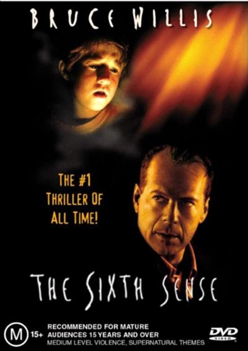 Sixth Sense, The | DVD