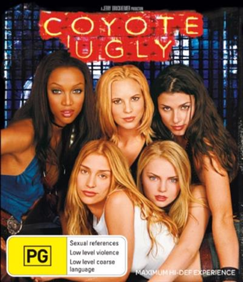 Coyote Ugly | Blu-ray