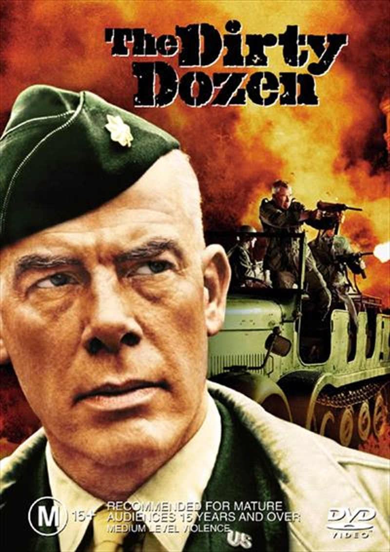 Dirty Dozen, The | DVD