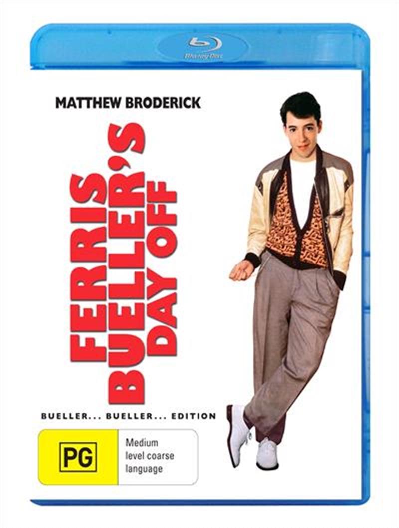 Ferris Bueller's Day Off | Blu-ray