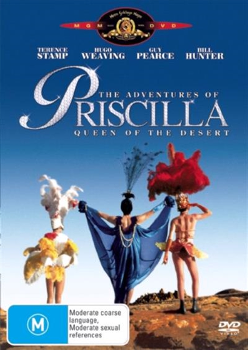 Adventures Of Priscilla - Queen Of The Desert, The