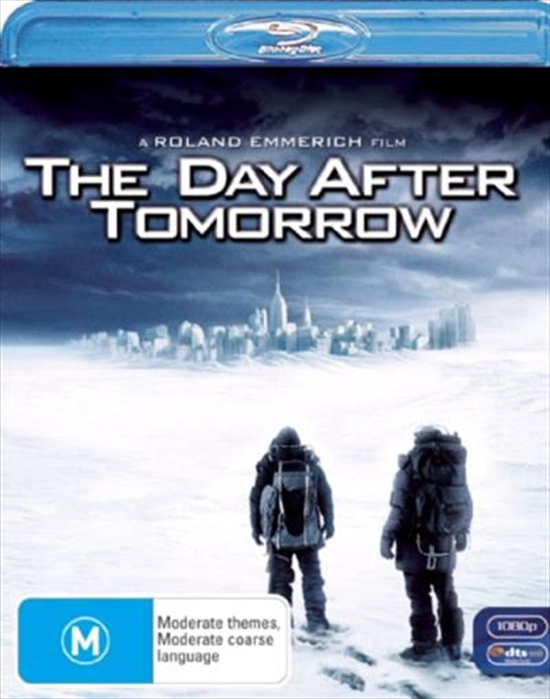 Day After Tomorrow, The | Blu-ray