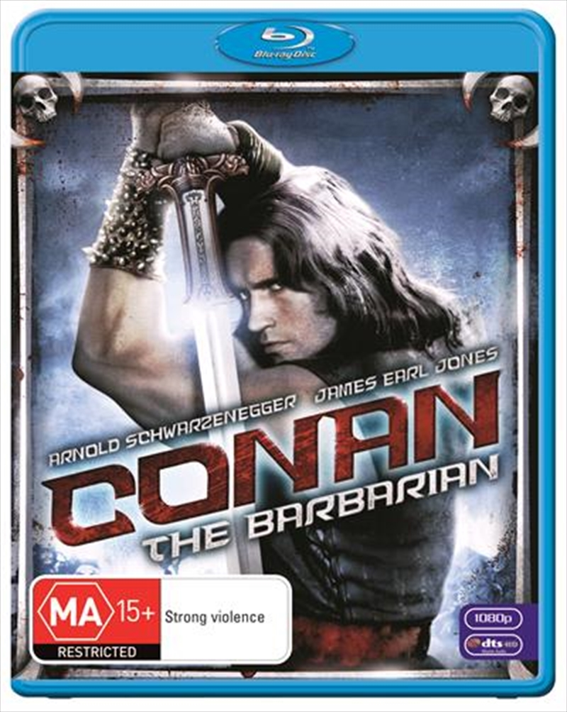 Conan The Barbarian | Blu-ray
