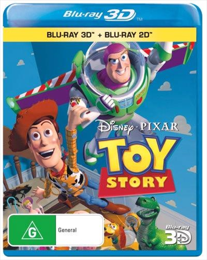 Toy Story | Blu-ray 3D