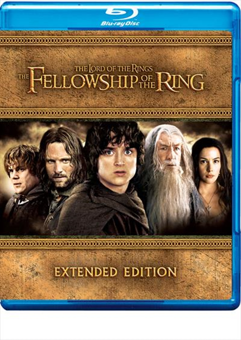 Lord Of The Rings - The Fellowship Of The Ring - Extended Edition, The | Blu-ray