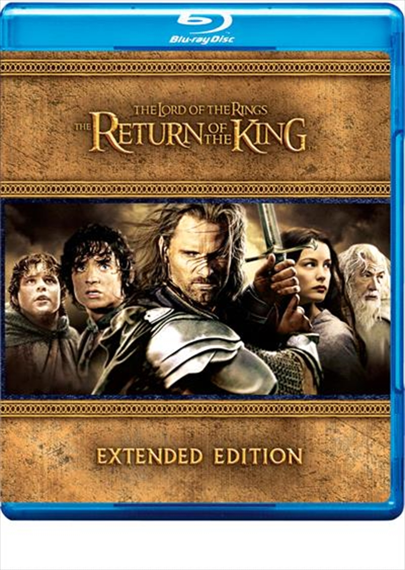 Lord Of The Rings - The Return Of The King - Extended Edition, The | Blu-ray