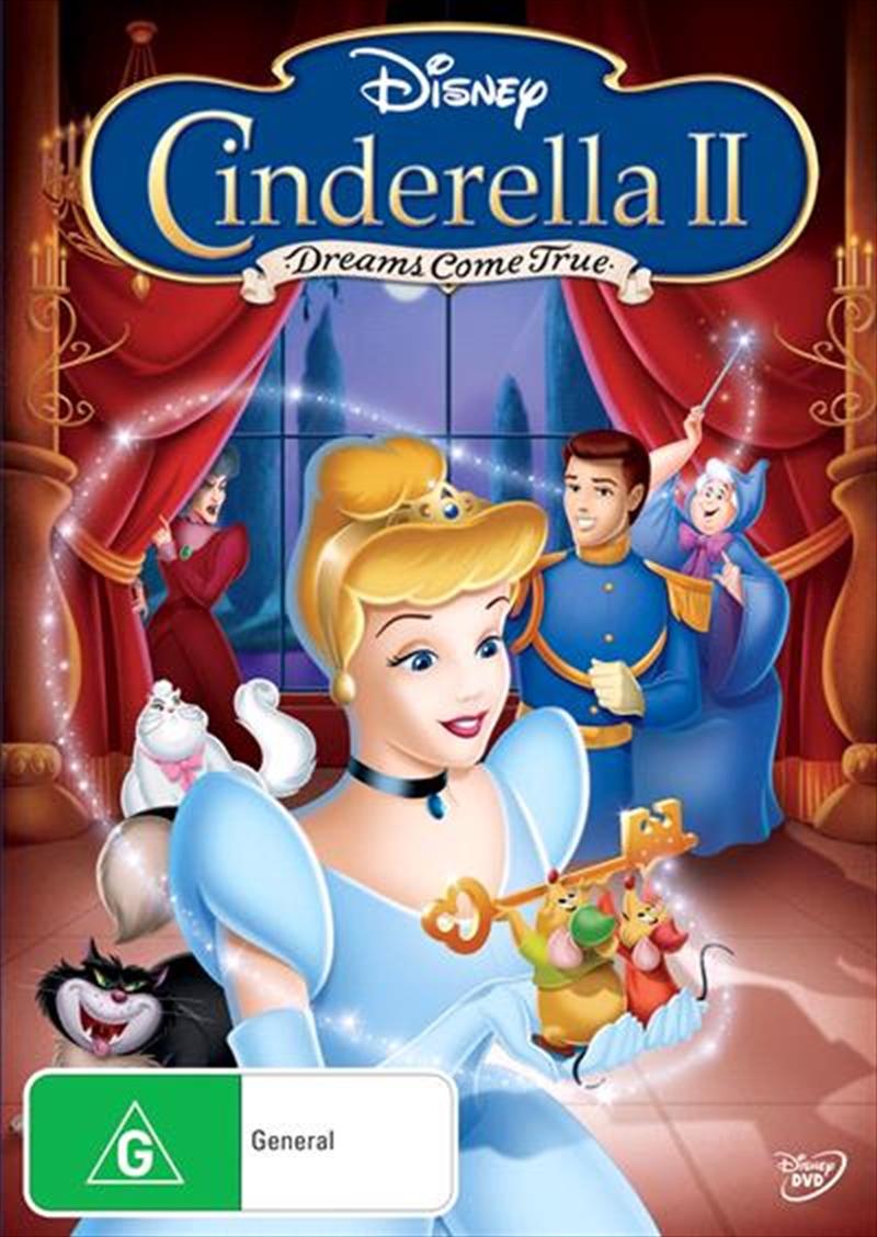 Cinderella II: Dreams Come True - Special Edition | DVD