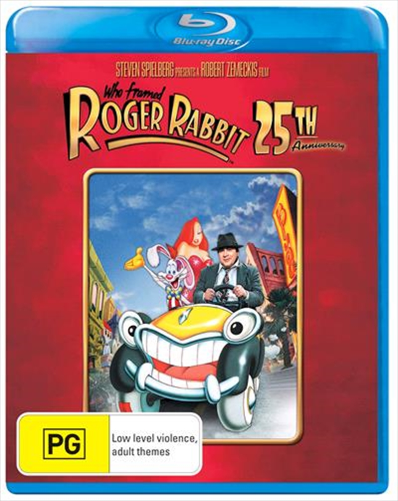 Who Framed Roger Rabbit? | Blu-ray