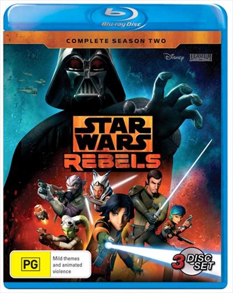Star Wars Rebels - Season 2 | Blu-ray