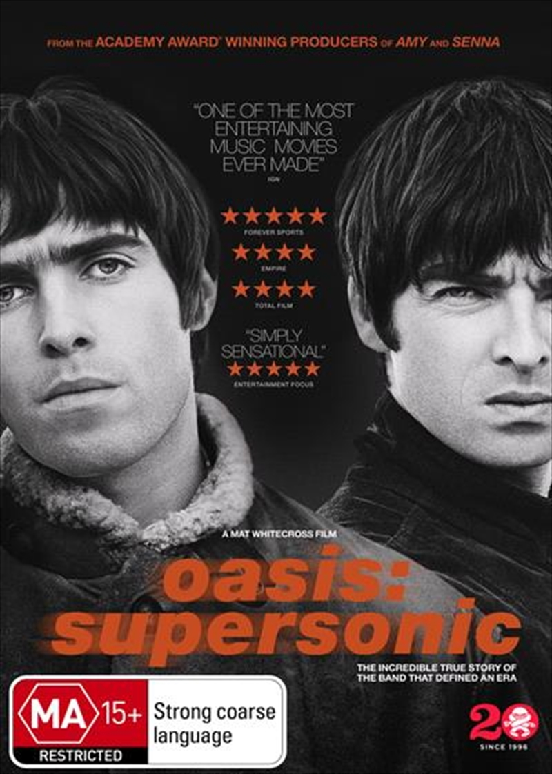 Oasis - Supersonic | DVD