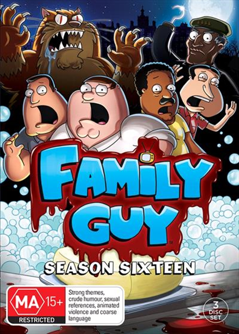 Family Guy - Season 16 | DVD