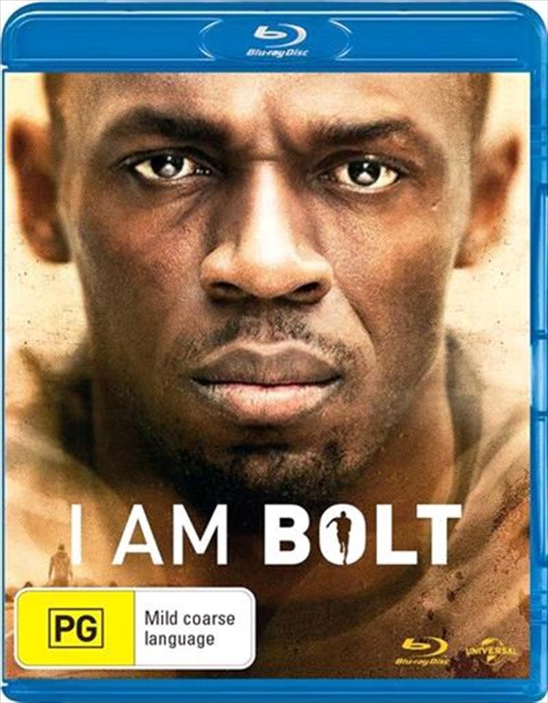 I Am Bolt | Blu-ray