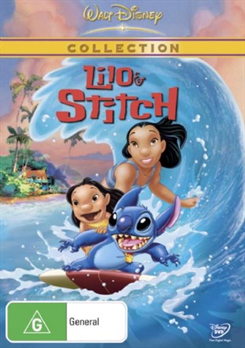 Lilo and Stitch | DVD