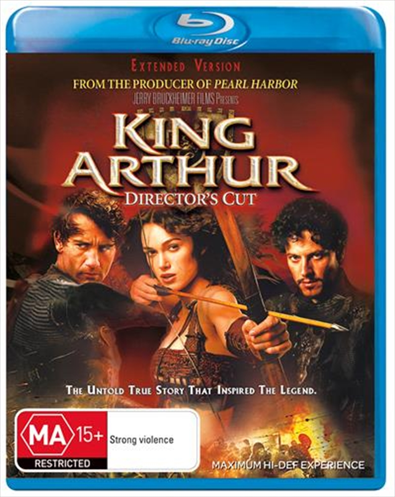 King Arthur | Blu-ray