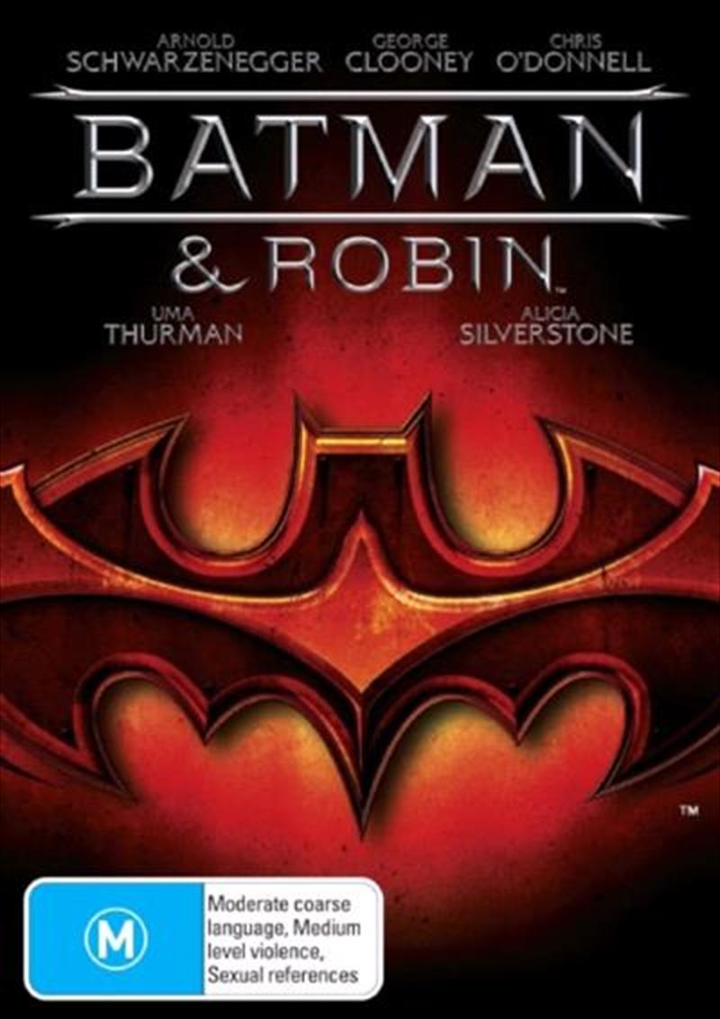 Batman And Robin | DVD