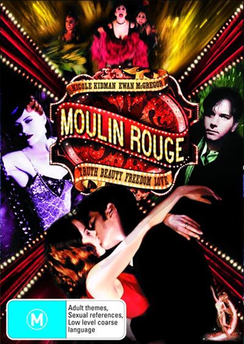 Moulin Rouge | DVD