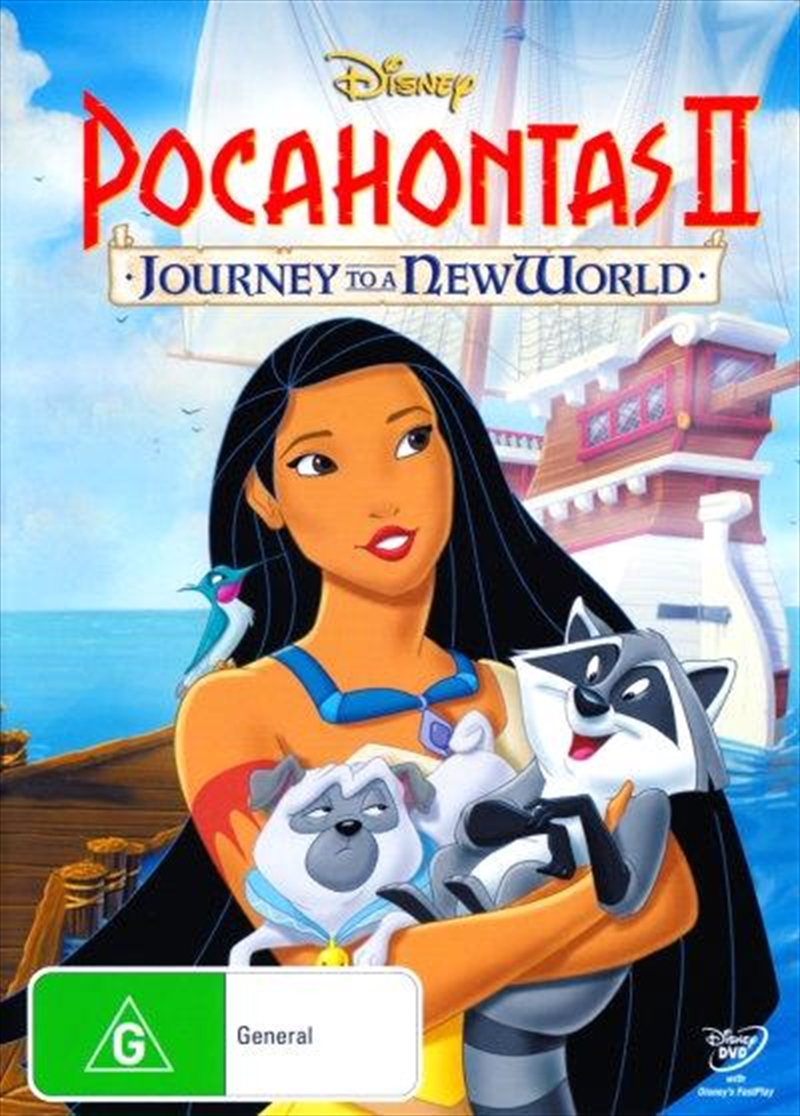 Pocahontas 2: Journey To A New World (Special Edition) | DVD
