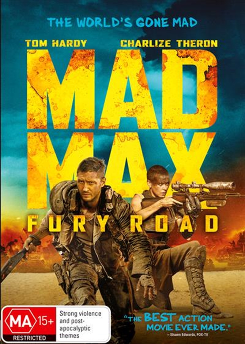Mad Max - Fury Road | DVD