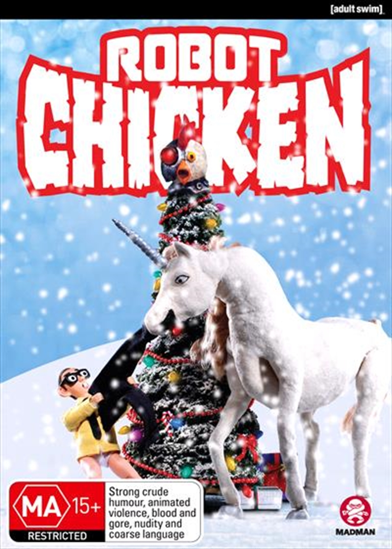 Buy Robot Chicken - Christmas Specials | Sanity