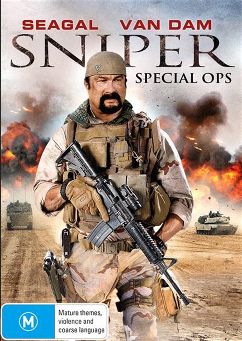 Sniper - Special Ops | DVD