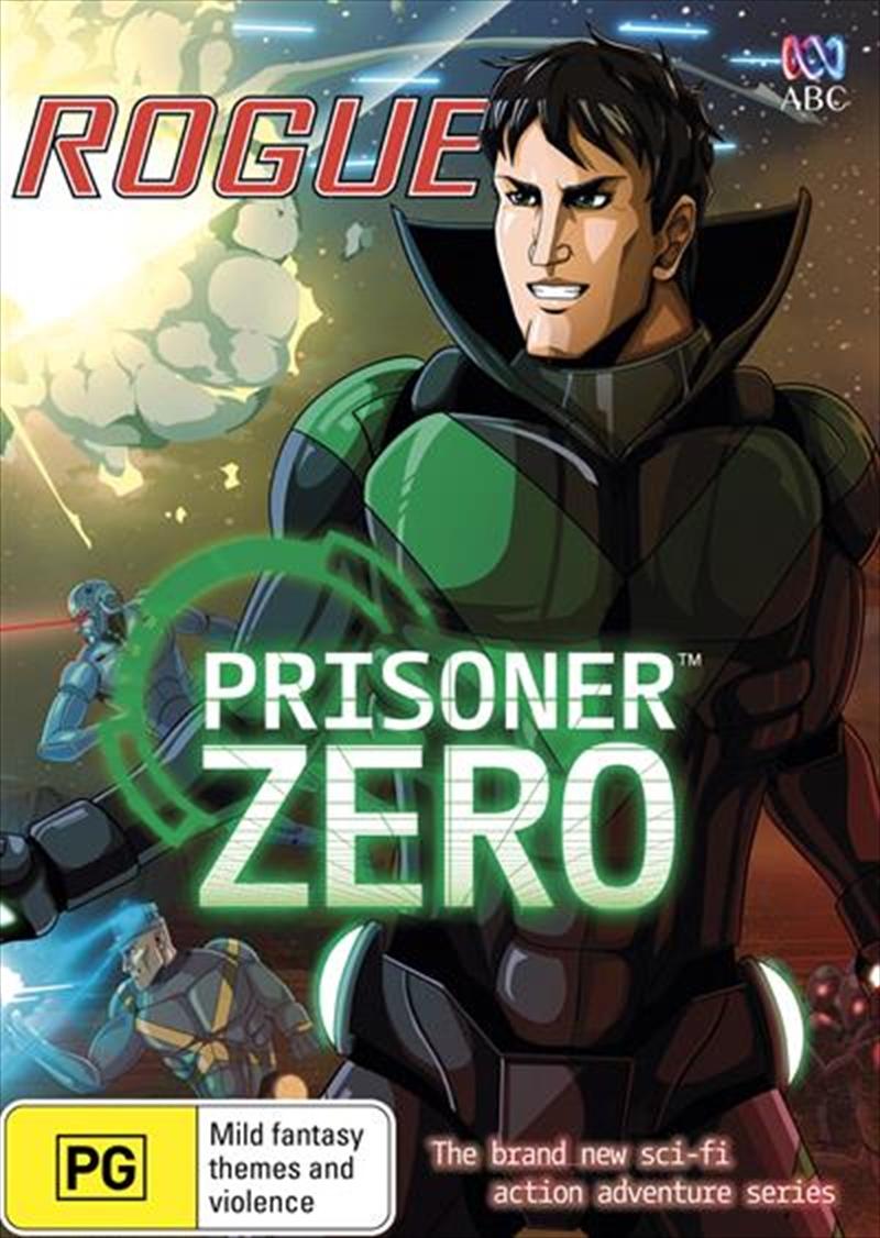 Prisoner Zero - Season 1 - Vol 1 | DVD