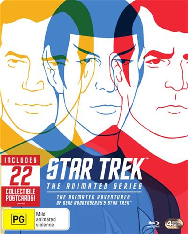 Star Trek - The Animated Series | Blu-ray