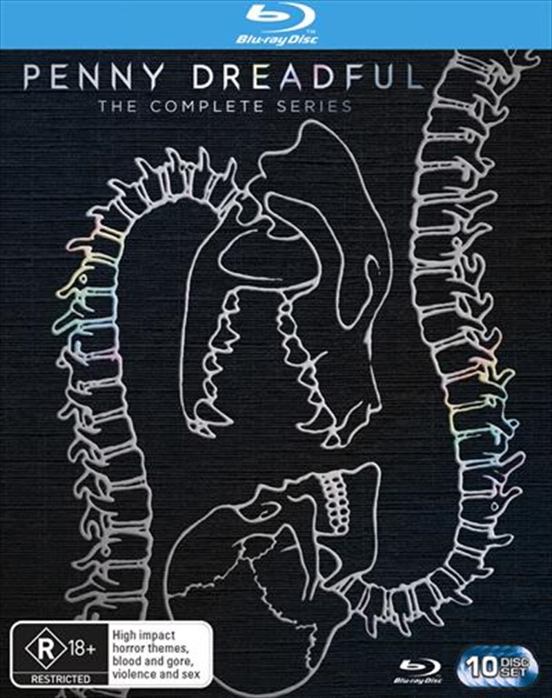 Penny Dreadful   Series Collection   Blu-ray
