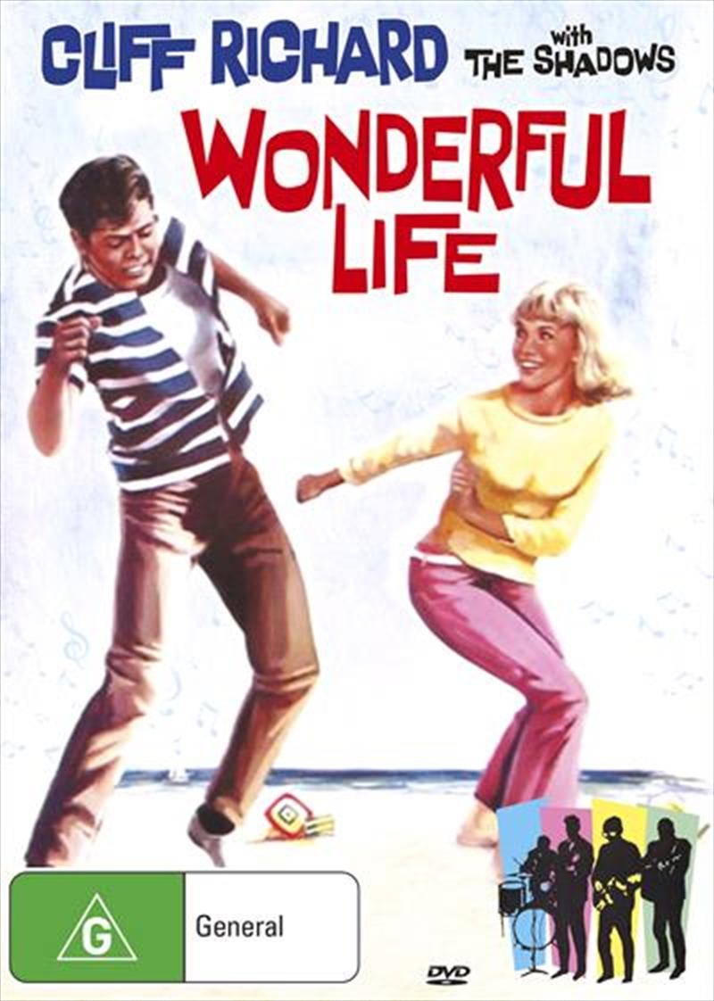 Cliff Richard - Wonderful Life | DVD