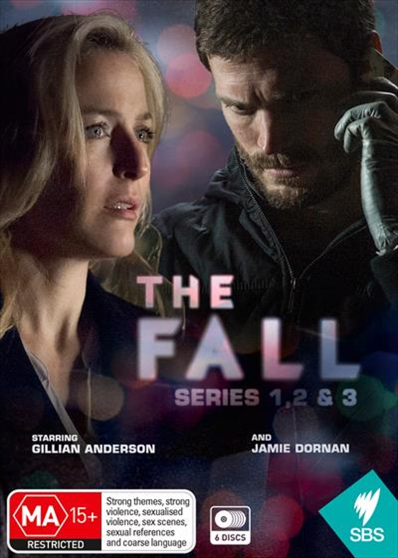 Fall - Series 1-3, The | DVD