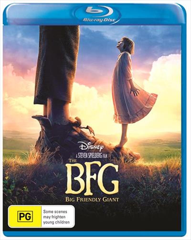 BFG, The   Blu-ray