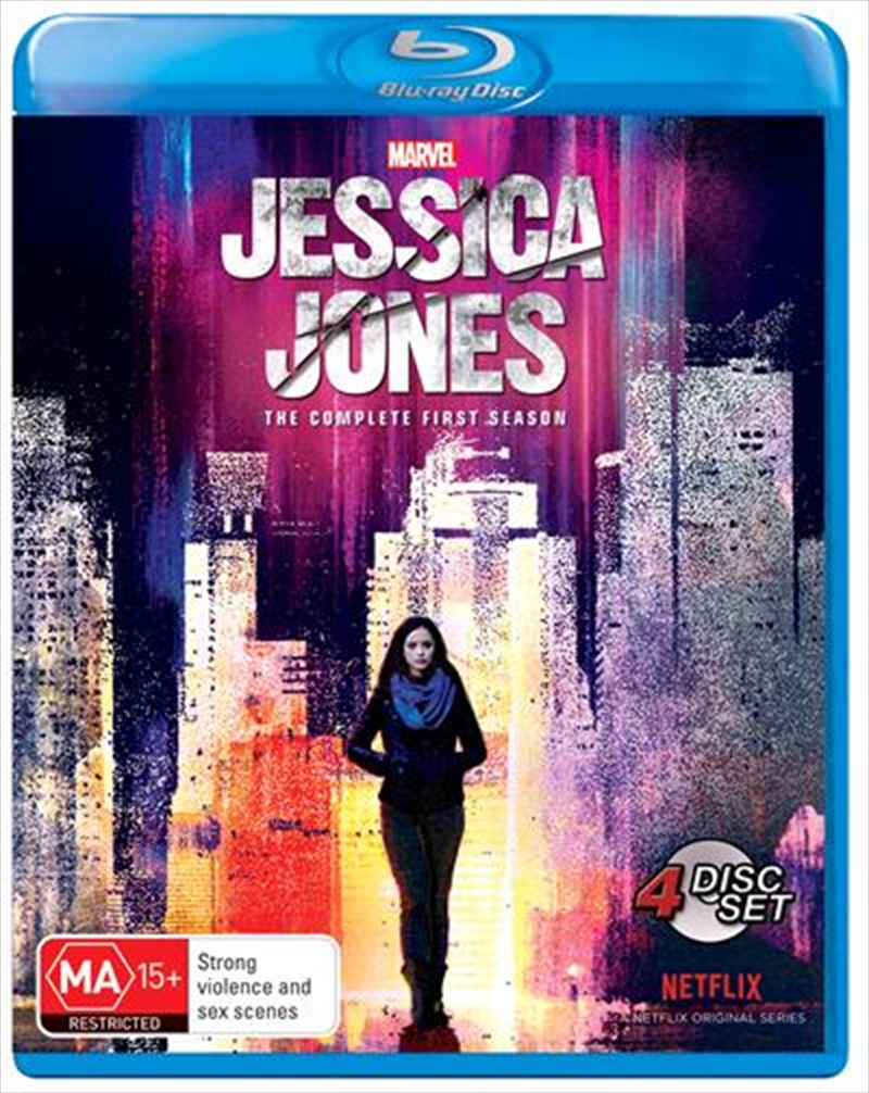 Jessica Jones - Season 1 | Blu-ray