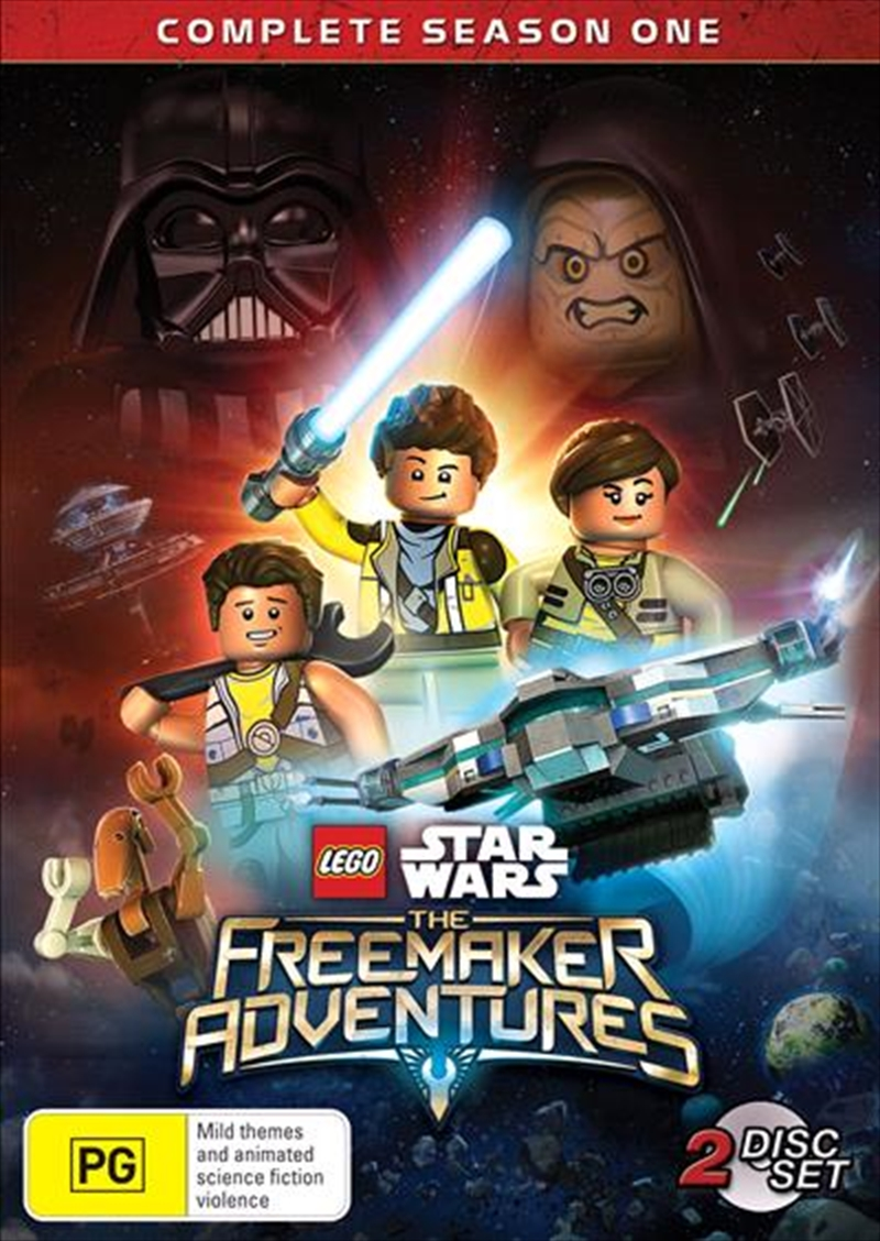 LEGO Star Wars - The Freemaker Adventures - Season 1 | DVD