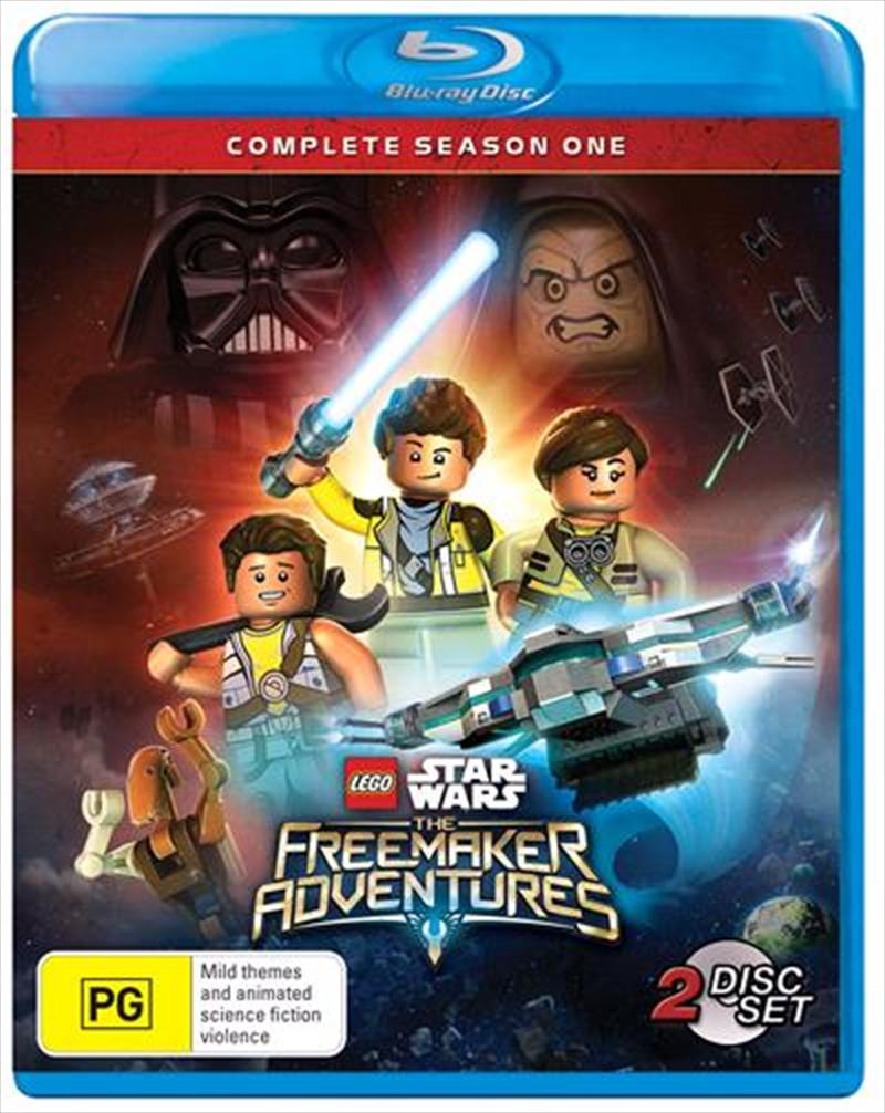 LEGO Star Wars - The Freemaker Adventures - Season 1 | Blu-ray