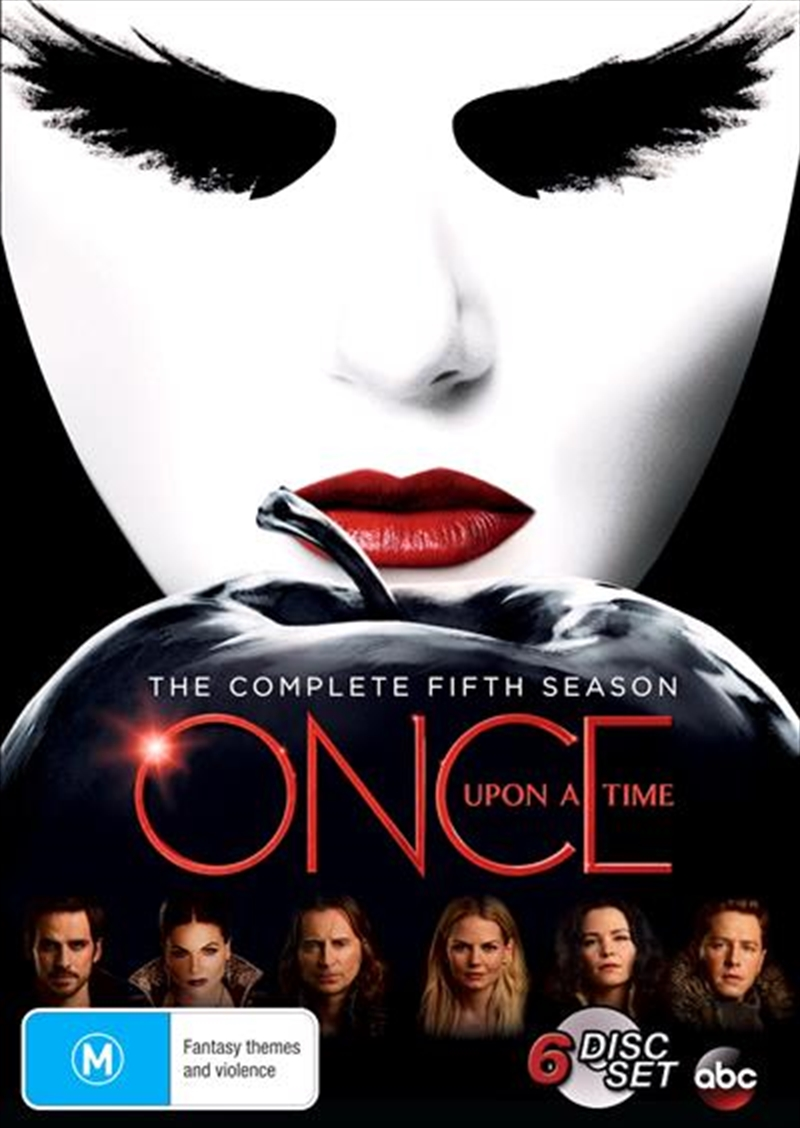 Once Upon A Time - Season 5 | DVD