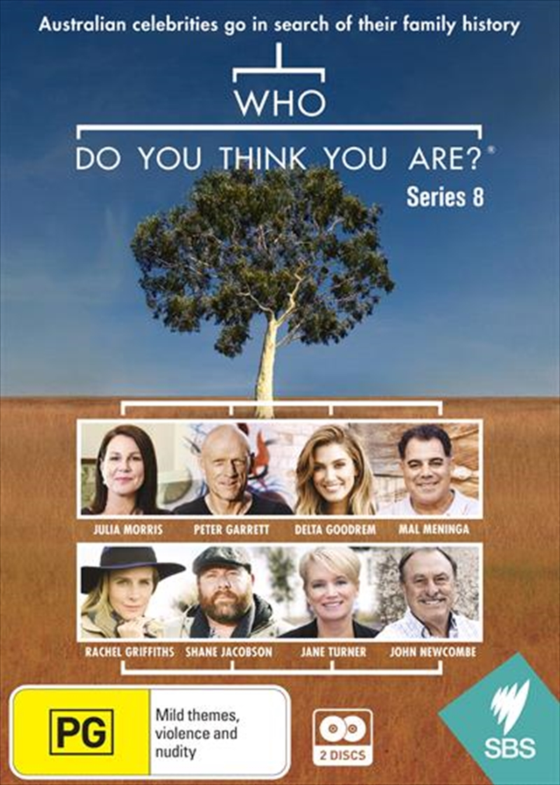 Who Do You Think You Are? - Series 8 | DVD