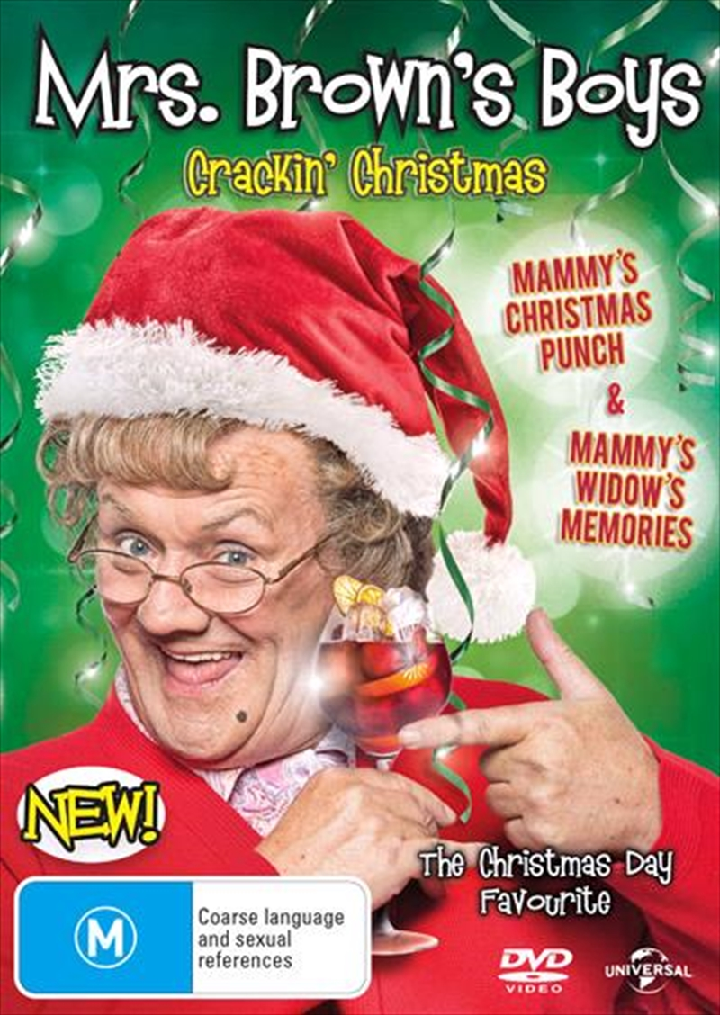 Mrs Brown's Boys - Crackin' Christmas | DVD