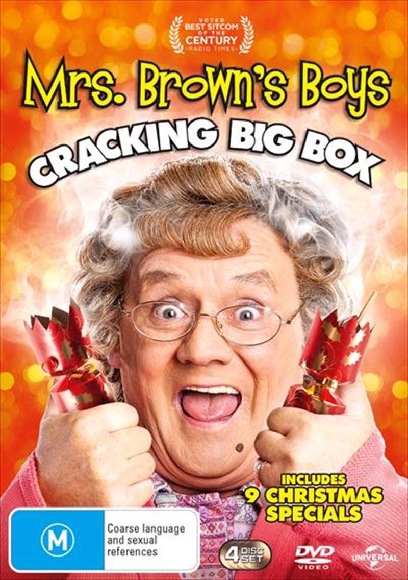 Mrs Brown's Boys - Cracking Big Box | DVD